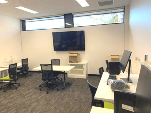 Image of the learning space